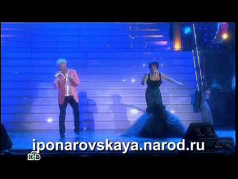 Звезда 90-х Ирина Понаровская переехала в Санкт-Петербург