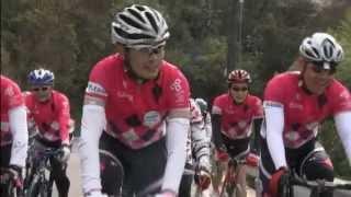二代目自転車名人・鶴見辰吾さん率いるサイクリングチーム『LEGON』が「...
