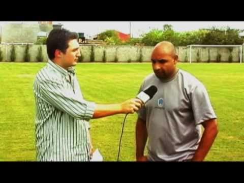 Programa Panorama - Bate-papo com Emerson da Rosa (ex-capitão da seleção brasileira)