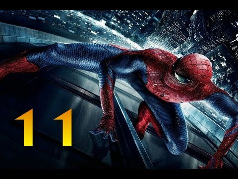 The Amazing Spider Man 2 игрофильм