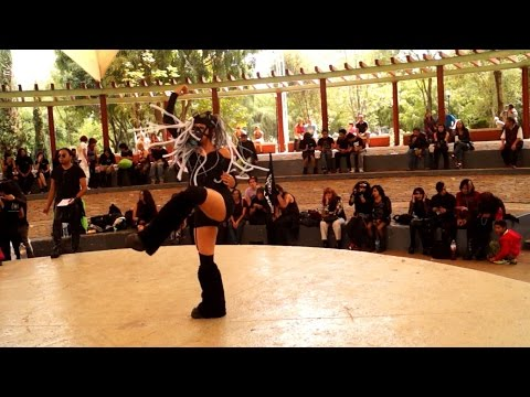 Industrial Dance Battle Mexico 2016