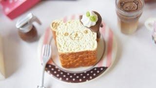 Rilakkuma Re-ment Miniatures: Chocolate Cafe [full Set]