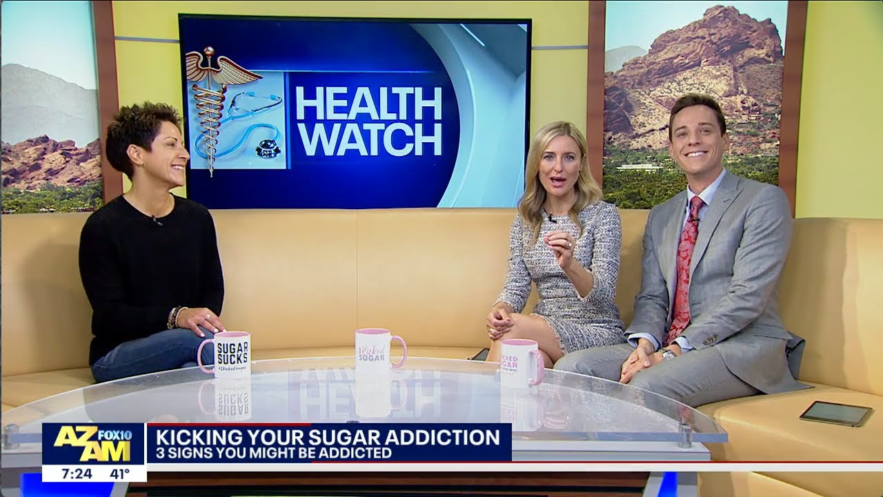Are You A Sugar Addict? 3 Signs Of Sugar Addiction - FOX10 NEWS
