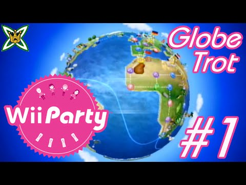 PHOTO FINISH - Wii Party: Globe Trot - Episode 1