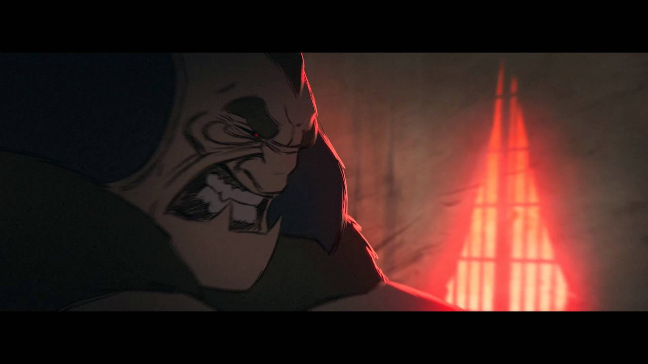 Un Conte - Animation Short Film 2013 - GOBELINS
