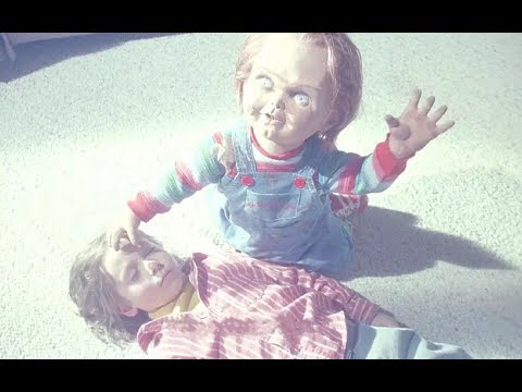 【据说放映室】男孩生日礼物,是个会说话的杀人娃娃,时刻想和男孩互换身体