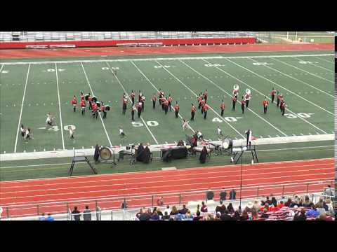 Maypearl Panther Band 2013-2014