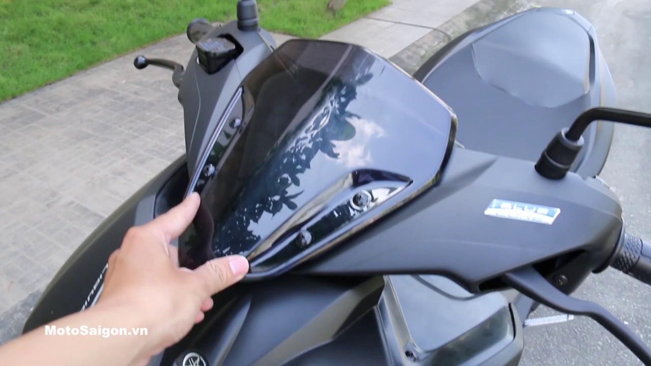 MotoSaigon Đánh giá xe Yamaha NVX 155 ưu khuyết điểm giá bán