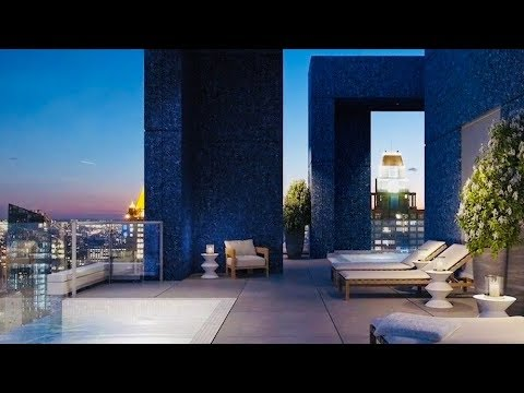 This $98 million penthouse is breaking NYC records