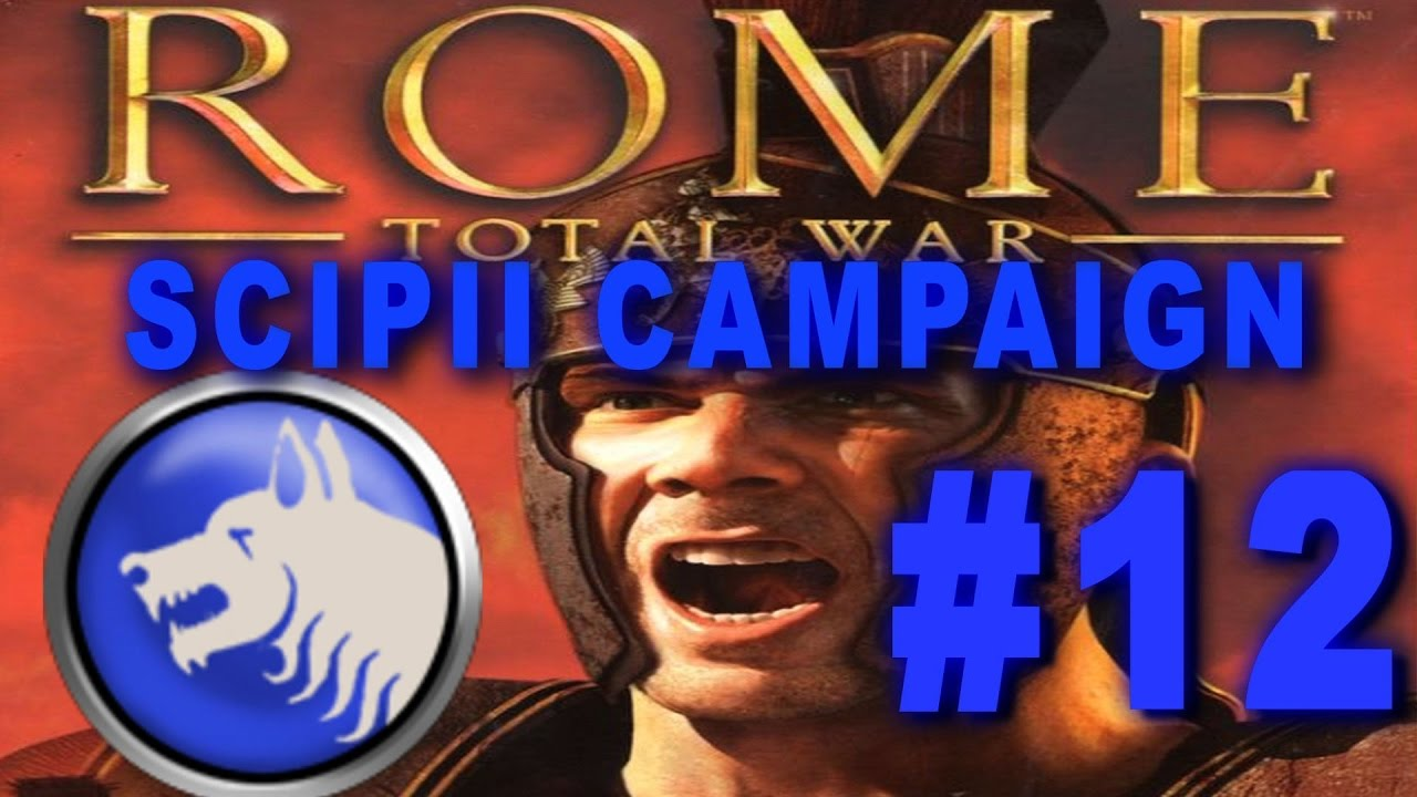 rome total war campaign scipii - photo#1
