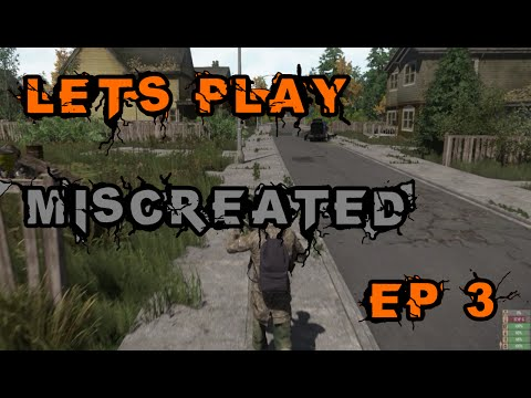 Lets Play [Miscreated] Ep.3 (Muscular Naked Dude!) (HD)