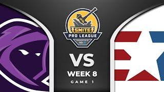 SMITE Pro League: EUN vs Team Rival (Game 1)