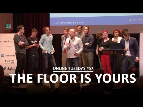 Online Tuesday #57: The Floor Is Yours