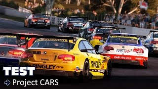 Test - Project CARS