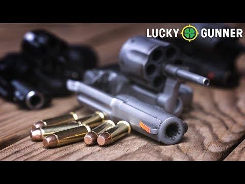 The Hidden Advantage of Shooting Revolvers