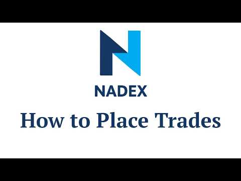 How to Place Trades
