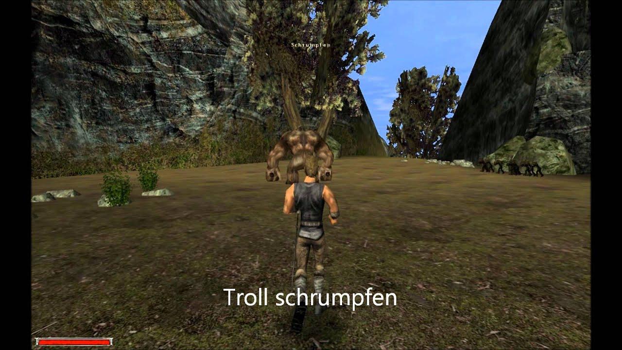 Gothic 1 Troll am Anfang töten- Keine Cheats (HD) - YouTube  Gothic 1 Troll ...