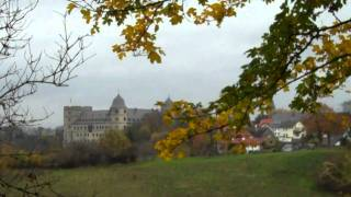 Wewelsburg castle from the south west