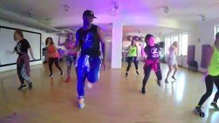 DADDY YANKEE - No Es Illegal Latin Dance & ZUMBA® FITNESS