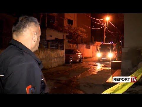 Report TV - Vrasje për hakmarrje në Tiranë, ekzekutohet i riu me tre plumba