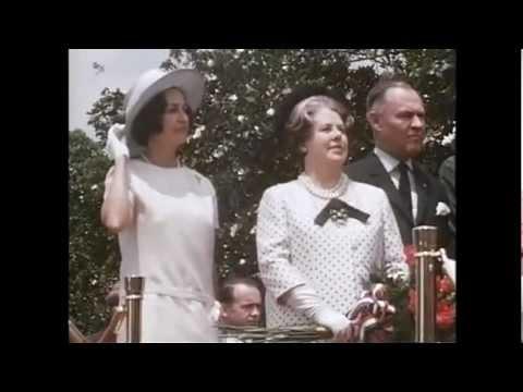 The President: June 1966. MP875.