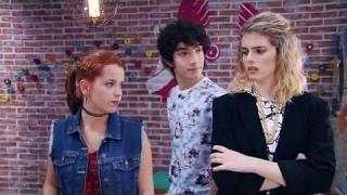 Soy Luna Clip 09 Ein schwerer Test + Gaston wird mit Delfi antreten (Folge 9)
