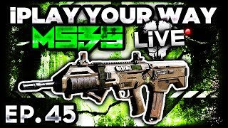 cod ghosts msbs w vmr sight iplay your way ep 45 call of duty ghost multiplayer gameplay