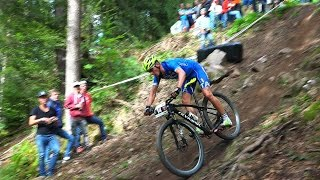 Int. MTB-Bundesliga XC 2015 in Bad Säckingen. Elite Men