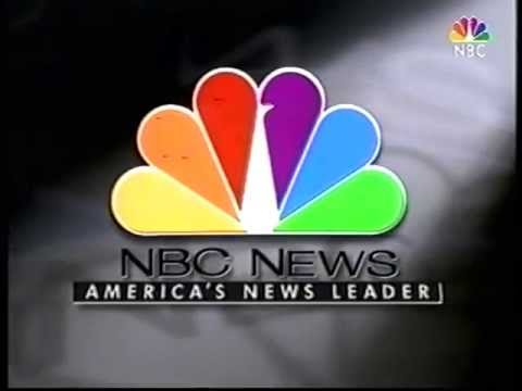 NBC Today Show Close European output 1998 - YouTube