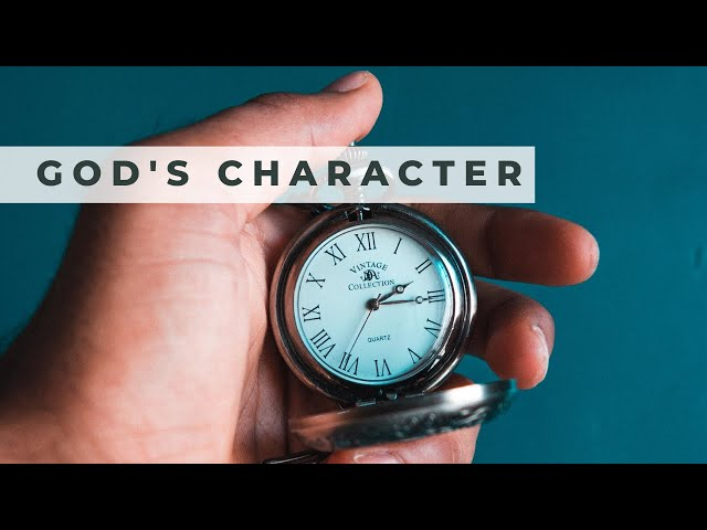 Time + God's Character - What Does It Mean For Us? | Pastor Matthew