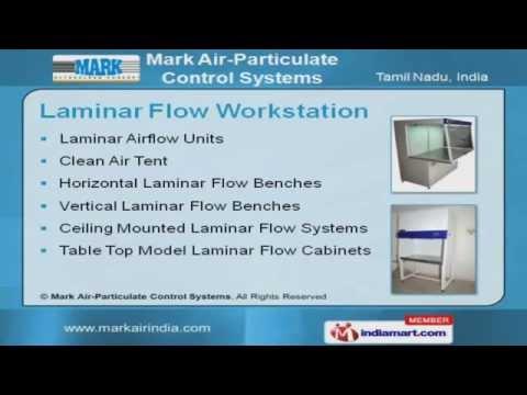 Clean Room Equipment By Mark Air Particulate Control Systems, Chennai