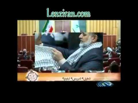 Majlis angry of Ahmadiejad comment about Palestinian scarf !