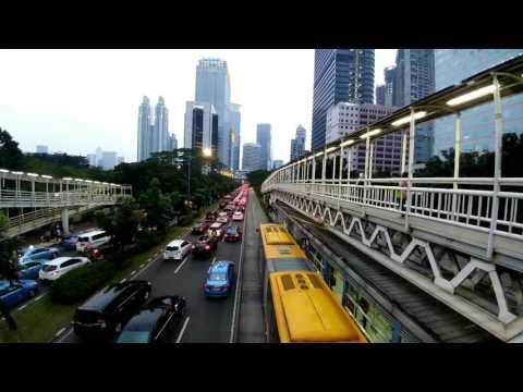 Jakarta an Endless Journey