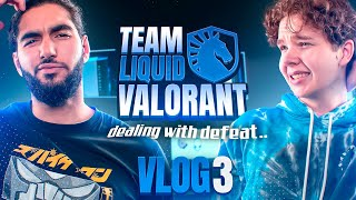 How Esports Pros Deal With Defeat l VALORANT Vlog 3