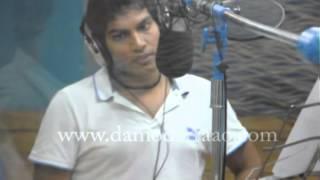 Dil Ho Gail Qurban : Bhojpuri Film Recording Studio Mohan Rathod By Damodar Raao (Music Director)