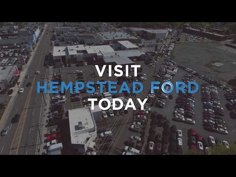 Hempstead Ford - October Service Specials!