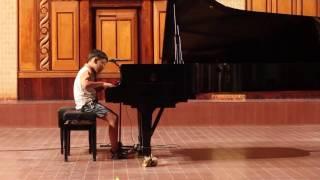 Hành khúc Thổ Nhĩ Kỳ / Mozart