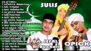 Download Lagu SULIS ft  Ust  JEFRI AL BUCHORI   OPICK  TOP 3in1    Lagu Religi Islam Bikin Hati Menangis 2017 !!!1 mp3
