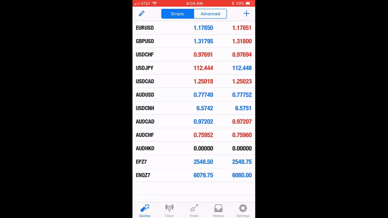 MetaTrader 5 | MT5 | How to Setup Mobile for IOS and Android
