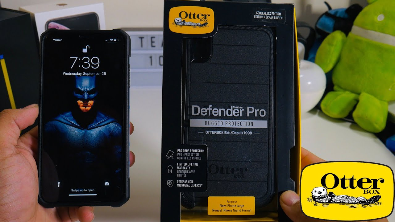 outlet store 8746e a578d Otterbox iPhone Xs Max Defender Pro Case! The Ultimate Protection Case!