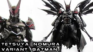 Check out this awesome take on the Dark Knight from Square Enix!