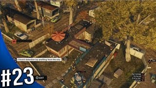 Watch Dogs Walkthrough Part 23 Gameplay Let