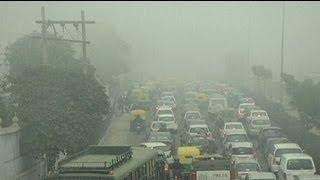 Verschmutzung in Neu Delhi schlimmer als in Peking