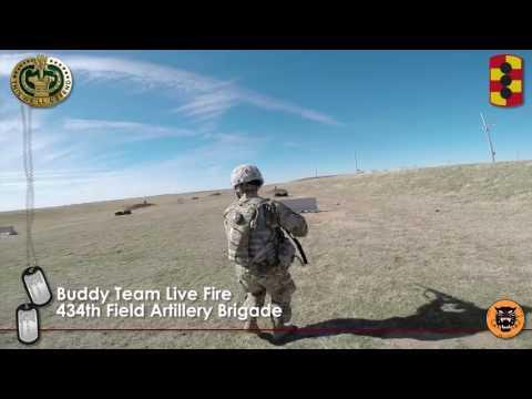 What We Do:  434th Field Artillery Brigade