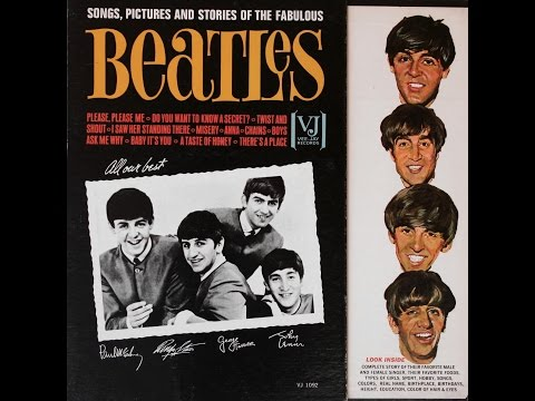 RAREST & Most EXPENSIVE Introducing the Beatles... Thread Response