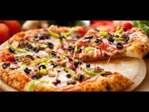 صورة  طريقة عمل البيتزا طريقه عمل البيتزا بالفراخ باسهل طريقه روعه♥️🌹🦋 طريقة عمل البيتزا بالفراخ من يوتيوب