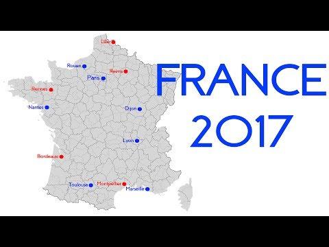 ANNONCE OFFICIELLE: TOURNÉE 2017 EN FRANCE !