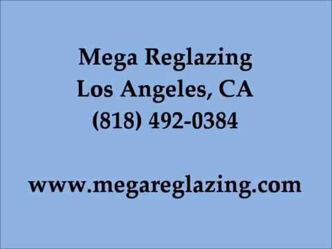 Bathtub Reglazing Los Angeles (818) 492 0384 Mega Reglazing   YouTube