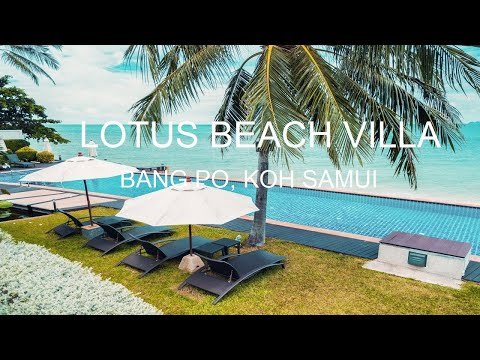 Villa 4231 in Bang Po, Koh Samui, Thailand Villa Getaways Luxury Villa Rentals