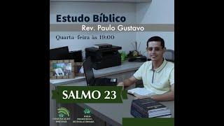 Estudo Bíblico - Salmo 23